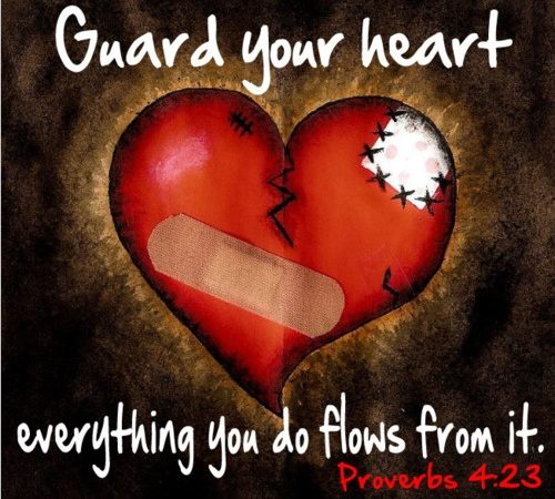 GUARD YOUR HEART (part 1)