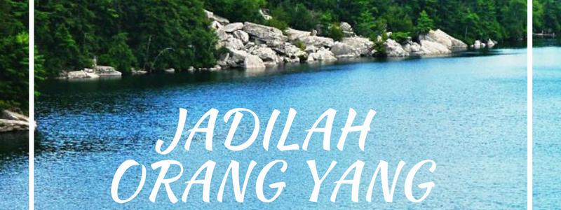 JADILAH ORANG YANG RENDAH HATI (By. Ps. Nehemia L)