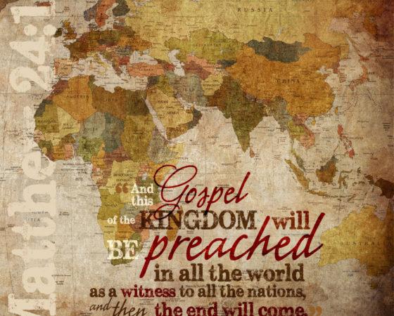 AMANAT AGUNG TUHAN YESUS