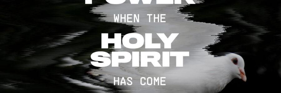 APAKAH ORANG YANG BELUM DIBAPTIS ROH KUDUS BISA MELAYANI TUHAN?