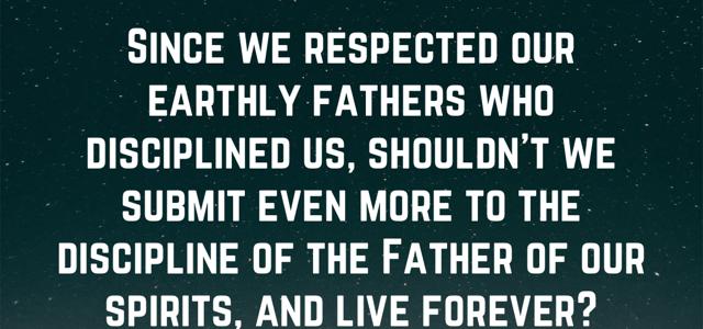 ETERNAL FATHER'S LOVE RESTORING OUR SOUL (KASIH BAPA MEMULIHKAN JIWA KITA)